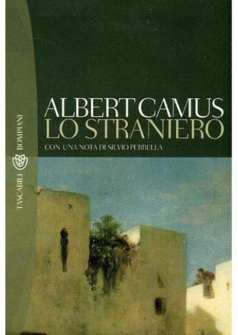 "LIBRO DEL MESE:""LO STRANIERO"""